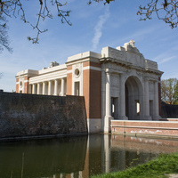 Trip to Flanders and Menin Gate