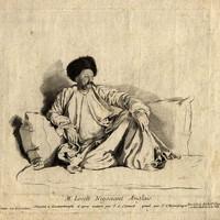 Robert Constantine, Turkey Merchant