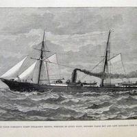 My Family History Disaster: SS Teuton 1881