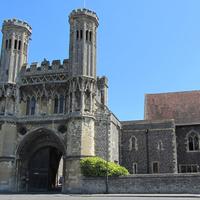 <p>Findon Gate 1309 aka St Augustine&#39;s Gate&nbsp;</p>
