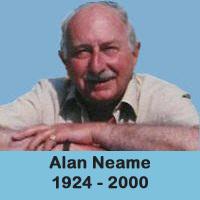 The Alan Neame Award 2018