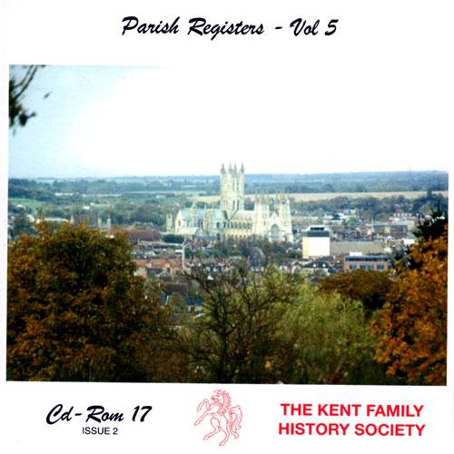 Donnington Sussex Parish Registers CD
